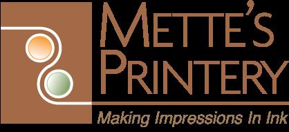 Mette's Printery, Inc.